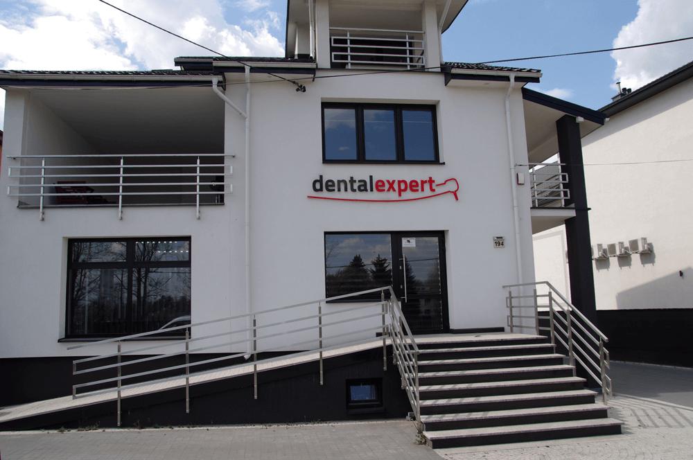 Salon sprzedaży Dental Expert w Łomży
